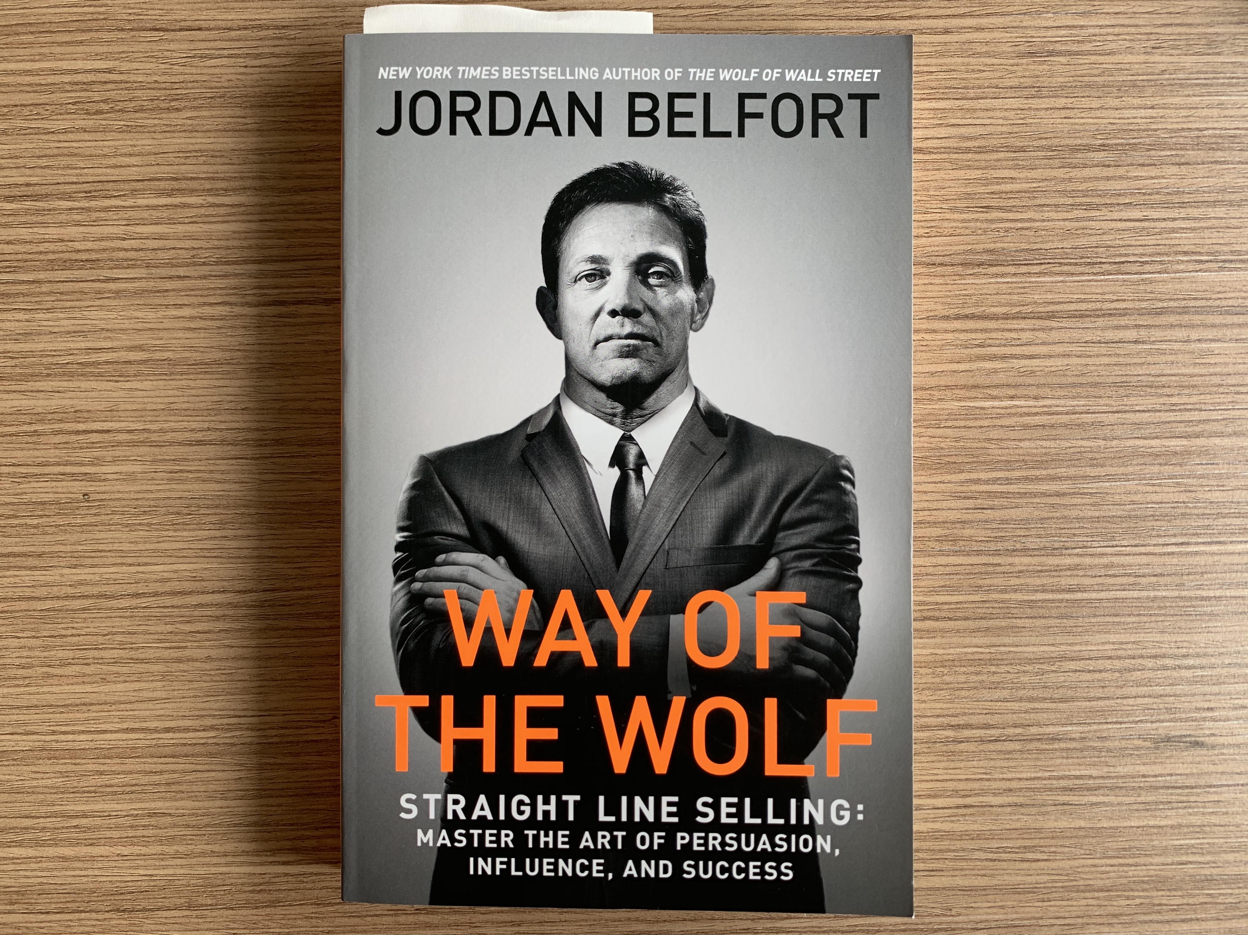 Book Review: Jordan Belfort's Way of The Wolf. | by Aldric Chen | Medium